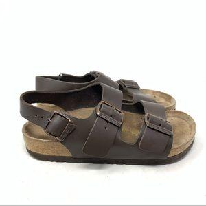 Birkenstock Milano back strap sandals